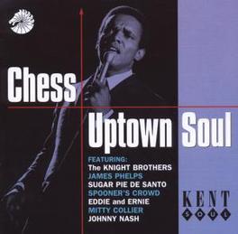 CHESS UPTOWN SOUL Audio CD, V/A, CD