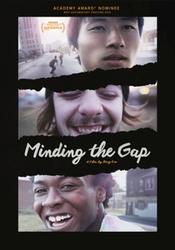 Minding the gap, (DVD)