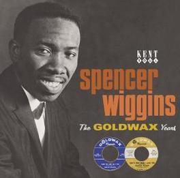 GOLDWAX YEARS Audio CD, SPENCER WIGGINS, CD