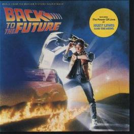 BACK TO THE FUTURE MUSIC BY ALAN SILVESTRI Audio CD, OST, CD
