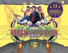 KAMPING KITSCH CLUB 2019 V/A, CD