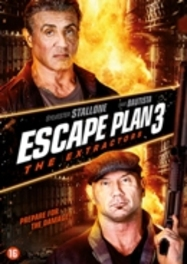 Escape plan 3, (DVD) DVDNL