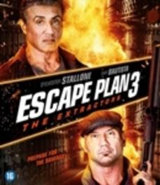 Escape plan 3, (Blu-Ray) Blu-Ray