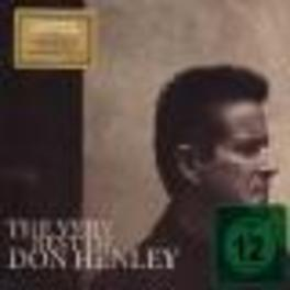 VERY BEST -CD+DVD- Audio CD, DON HENLEY, CD