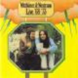 LIVE '68-'73 INCL. ORIGINAL LINER NOTES & STICKER WITTHUESER & WESTRUPP, Vinyl LP