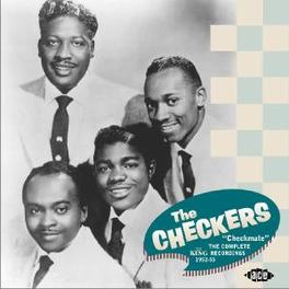 CHECKMATE COMPLETE KING RECORDINGS 1952-55 Audio CD, CHECKERS, CD