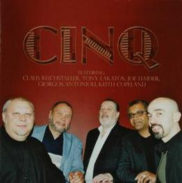 CINQ FT.REICHSTALLER/LAKATOS/HAIDER/COPELAND Audio CD, CINQ, CD