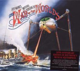 WAR OF THE WORLDS *JEWELCASE* Audio CD, JEFF WAYNE, CD
