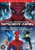 Amazing Spider-man 1&2, (DVD)