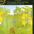 MUSIC FOR FLUTE W/WILLIAM BENNETT-FLUTE, NEIL BLACK-OBOE, SIMON WYNBERG
