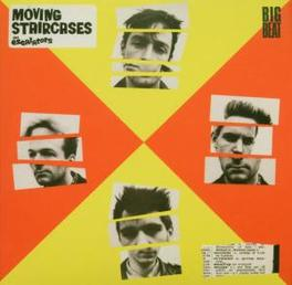 MOVING STAIRCASES Audio CD, ESCALATORS, CD