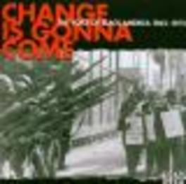 A CHANGE IS GONNA COME VOICE OF BLACK AMERICA 1964-73 W/ OTIS REDDING Audio CD, V/A, CD
