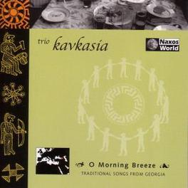 MORNING BREEZE TRIO KAVKASIA, CD