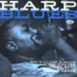 HARP BLUES W/BIG WALTER HORTON, LITTLE WALTER, JIMMY REED, JUNIOR Audio CD, V/A, CD