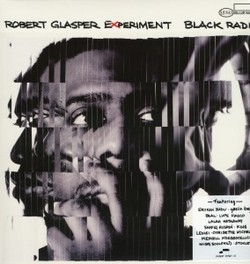 BLACK RADIO ROBERT GLASPER, Vinyl LP