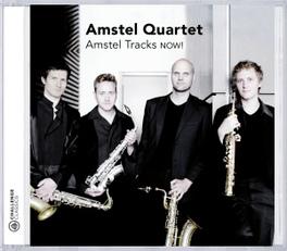 AMSTEL TRACKS NOW! AMSTEL QUARTET, CD