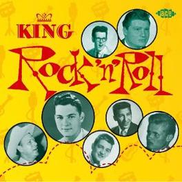 KING ROCK 'N' ROLL W/RONNIE SPEEKS & HIS ELRODS/WES VOIGHT/TRINI LOPEZ/A.O Audio CD, V/A, CD