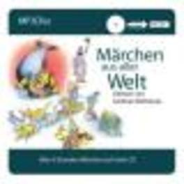 MAERCHEN AUS ALLER WELT ANDREAS MUTHESIUS Audio CD, AUDIOBOOK, CD