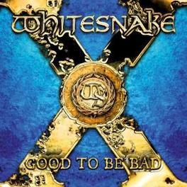 GOOD TO BE BAD -LTD- BOX INCL. BONUS CD, POSTER, PHOTOCARD & STICKER Audio CD, WHITESNAKE, CD