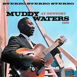 AT NEWPORT 1960 Audio CD, MUDDY WATERS, CD