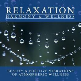 ATMOSPHERIC WELLNESS Audio CD, NEW AGE, CD