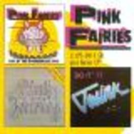 LIVE AT THE ROUNDHOUSE -2 ON 1- Audio CD, PINK FAIRIES, CD