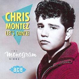 LET'S DANCE MONOGRAM SIDES -20 TRACK COMPILATION- Audio CD, CHRIS MONTEZ, CD