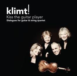KISS THE GUITAR PLAYER Audio CD, KLIMT, CD