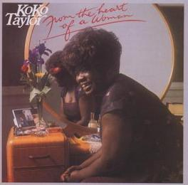 FROM THE HEART OF A WOMAN Audio CD, KOKO TAYLOR, CD