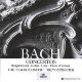 CONCERTOS THE ENGLISH CONCERT/TREVOR PINNOCK Audio CD, J.S. BACH, CD