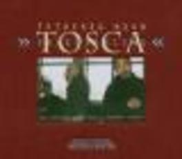 EXPERIENCING TOSCA Audio CD, TETHERED MOON, CD