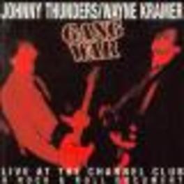 GANGWAR Audio CD, THUNDERS, JOHNNY & WAYNE, CD