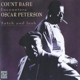 SATCH AND JOSH Audio CD, COUNT/OSCAR PETERS BASIE, CD