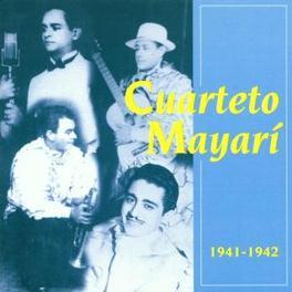 1941-1942 Audio CD, CUARTETO MAYARI, CD