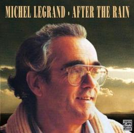 AFTER THE RAIN Audio CD, MICHEL LEGRAND, CD