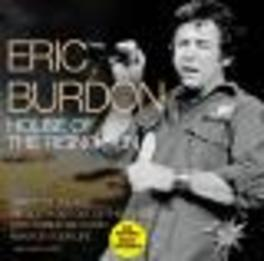 HOUSE OF THE RISING SUN TR:I USED TO BE AN ANIMAL/DREAM/LEO'S PLACE/& MORE Audio CD, ERIC BURDON, CD