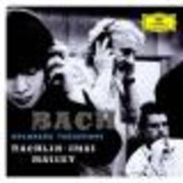 GOLDBERG VARIATIONS W/MISCHA MAISKY, NOBUKO IMAI, JULIAN RACHLIN Audio CD, J.S. BACH, CD