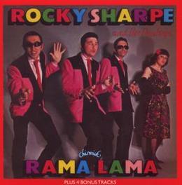 RAMA LAMA + 4 INCL. 4 BONUS TR. Audio CD, SHARPE, ROCKY & THE REPLAYS, CD