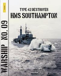 Type 42 destroyer HMS...