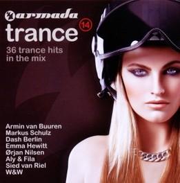 ARMADA TRANCE 14 V/A, CD