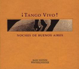 NOCHES DE BUENOS AIRES W/ROBERTO FIRPO, ANIBAL TROILO Audio CD, TANGO VIVO, CD