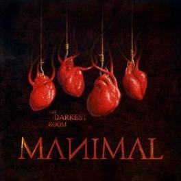 DARKEST ROOM Audio CD, MANIMAL, CD