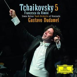 SYMPHONY NO.5/FRANCESCA D GUSTAVO DUDAMEL Audio CD, P.I. TCHAIKOVSKY, CD