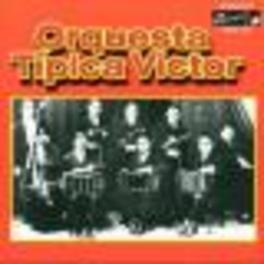 ORQUESTRA TIPICA VICTOR 18 Audio CD, ORQUESTRA TIPICA VICTOR, CD