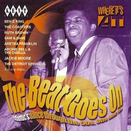 BEAT GOES ON W/ ARTHUR CONLEY, WILSON PICKETT, KING CURTIS Audio CD, V/A, CD