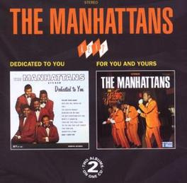 DEDICATED TO YOU/FOR YOU -2 ON 1- Audio CD, MANHATTANS, CD