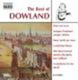 BEST OF DOWLAND Audio CD, J. DOWLAND, CD