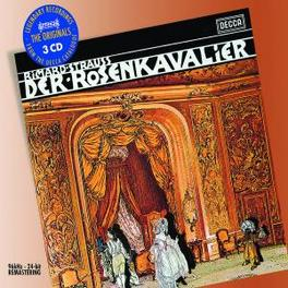 DER ROSENKAVALIER -CR- CRESPIN/MINTON/JUNGWIRTH Audio CD, R. STRAUSS, CD