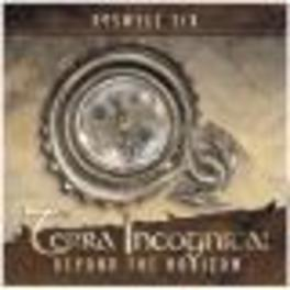 TERRA INCOGNITA: BEYOND.. .. THE HORIZON// A PROG ALL STAR BAND FT JAMES LABRIE Audio CD, ROSWELL SIX, CD