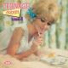 TEENAGE CRUSH VOL.4 W/ DICKEY LEE, ANDY ROSE, CLYDE MCPHATTER, STATUES Audio CD, V/A, CD